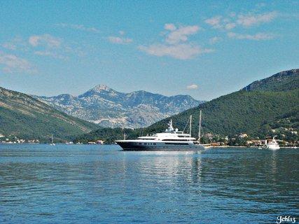 FOTKA - záliv-  Boka Kotorská