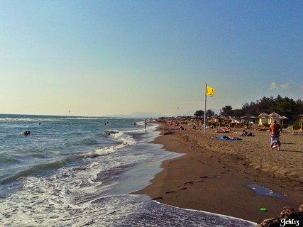 FOTKA - písčitá  pláž