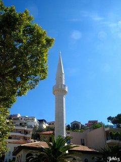 FOTKA - mešita  a město