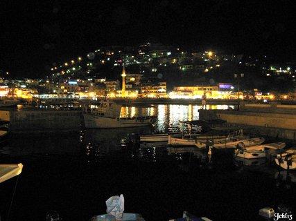 FOTKA - noční jižní  město
