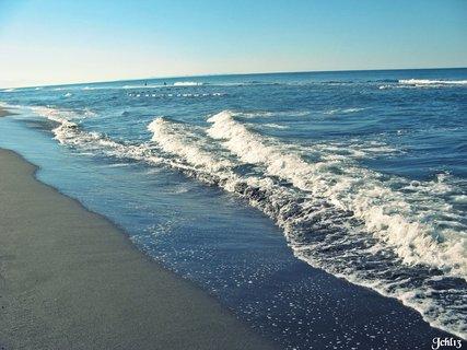FOTKA - mořské vlny