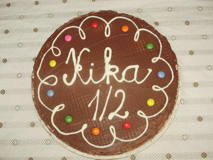FOTKA - Oplatkový dort