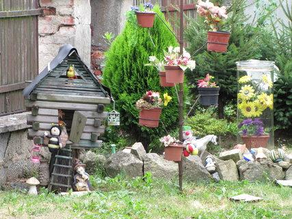 FOTKA - Zajímavá zahrada 2