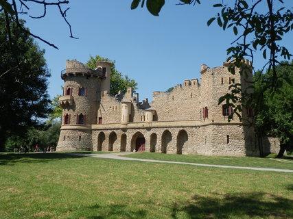 FOTKA - cyklotoulky jižní Moravou : Janův hrad (Janohrad) v LVA