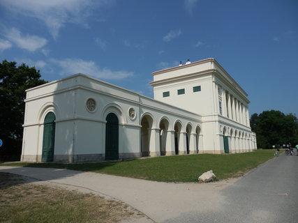FOTKA - cyklotoulky ji�n� Moravou - Pohansko, cestou z B�eclavi k soutoku Moravy a Dyje