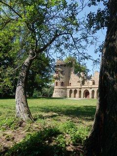 FOTKA - oblíbená zastávka při cyklotoulání - Janohrad (Janův hrad)