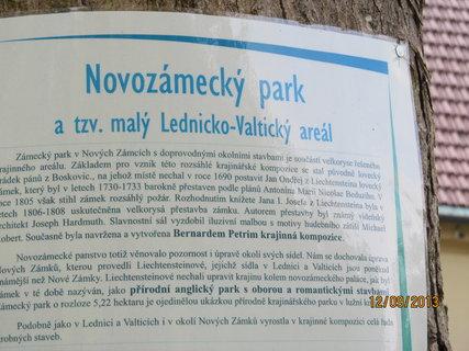 FOTKA - Novozámecký park