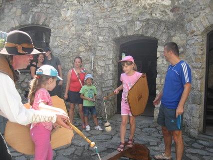 FOTKA - Výlet na hrad Strečno