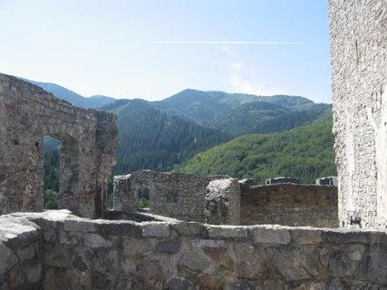FOTKA - Výlet na hrad Strečno 5