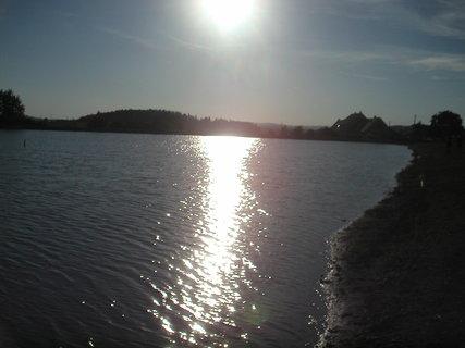 FOTKA - Otvírání rybníku srpen.