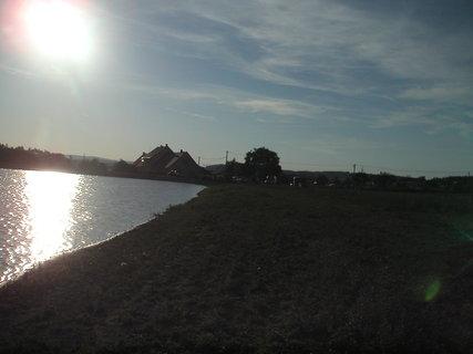 FOTKA - Otvírání rybníku srpen....