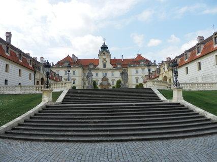 FOTKA - Valtice -  zámek