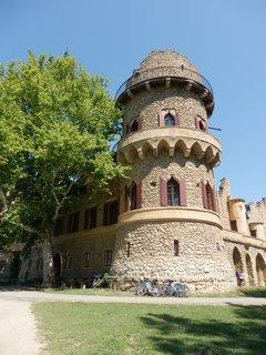 FOTKA - zast�vka u Janohradu (Jan�v hrad) cyklotoul�n� LVA