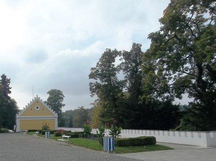 FOTKA - zámek Orlík. .