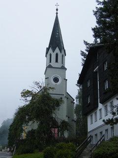 FOTKA - Kostel v Janských Lázních 2