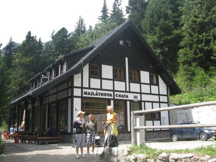 FOTKA - Majláthova chata