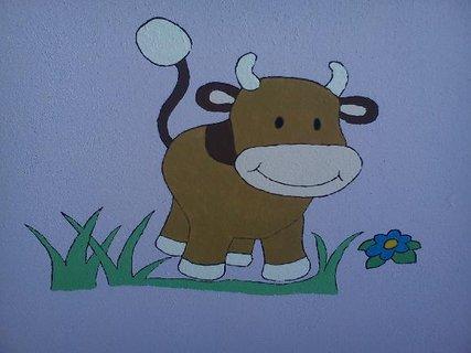 FOTKA - Kráva s krávou