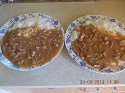 FOTKA - 29 + 28 + 27.9. - 16 - ledvinky s rýží