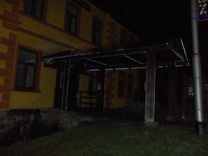 FOTKA - roubenka v noci 4