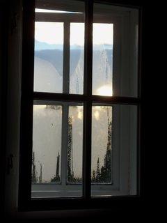 FOTKA - Orosené okno