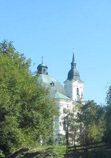 FOTKA - Kostel ve Křtinách