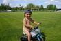 drsný motorkář