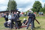 hasičská soutěž-Žernov  28.6.08-naše družstvo-chlapi.