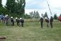 hasičská soutěž-Žernov  28.6.08-chlapi na startu