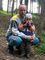 s tátou v lese