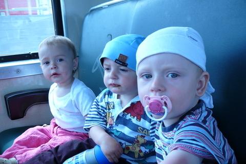 FOTKA - Výlet vlakem...