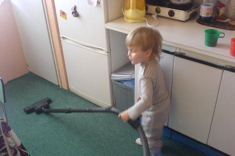 FOTKA - taky doma pomáhám