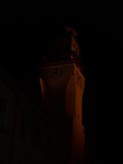 FOTKA - radnice v noci