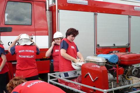 FOTKA - hasičská sotěž-Žernov  28.6.08