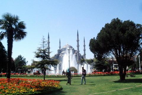 FOTKA - v Istambule