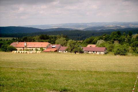 FOTKA - panorama Velenov