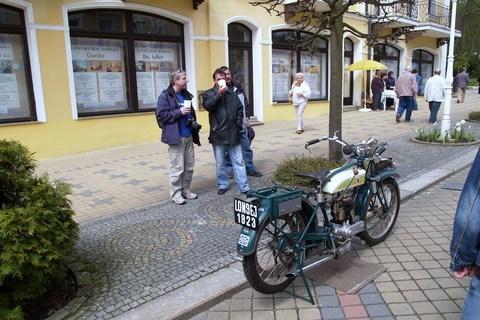FOTKA - motorka veterán