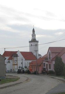 FOTKA - Olbramovický kostel