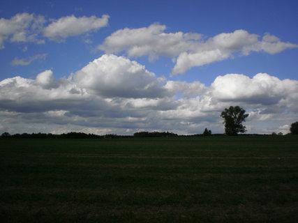 FOTKA - zářijové nebe