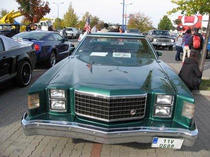 FOTKA - Klub sběratelů amerických historických vozidel  - Veteran US Car Club Praha 19