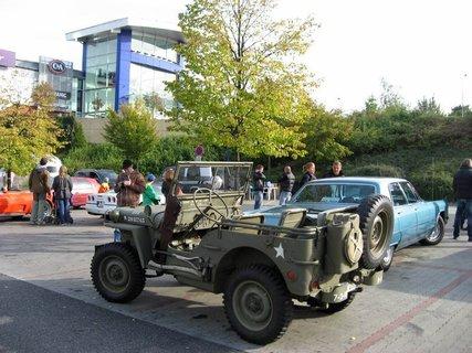 FOTKA - Klub sběratelů amerických historických vozidel  - Veteran US Car Club Praha 24