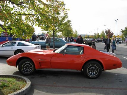FOTKA - Klub sběratelů amerických historických vozidel  - Veteran US Car Club Praha 25