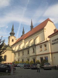 FOTKA - kostel u nemocnice