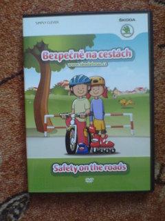 FOTKA - DVD ROM - Bezpečnost na cestách