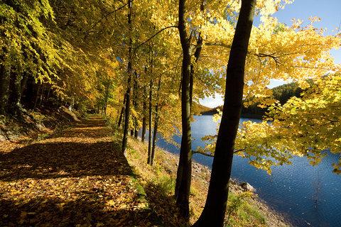 FOTKA - Cesta kolem přehrady