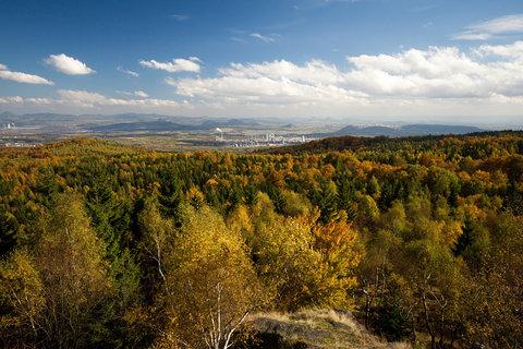 FOTKA - Výhled z Jeřabiny