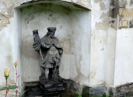 FOTKA - Sochy - výzdoba  kostela