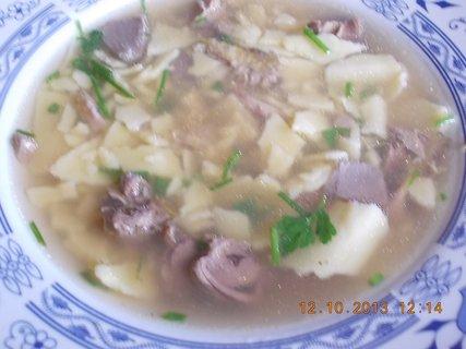 FOTKA - 12.10. - 10.10. - 19 - drůbková polévka s kačenky
