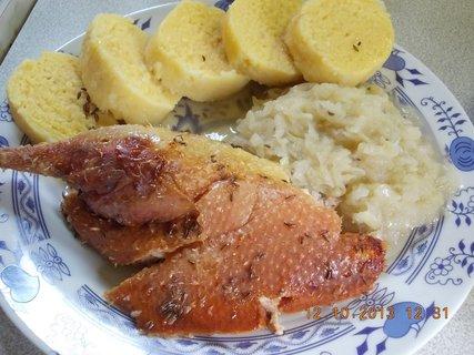 FOTKA - 12.10. - 10.10. - 25 - oběd je hotový, manžela porce