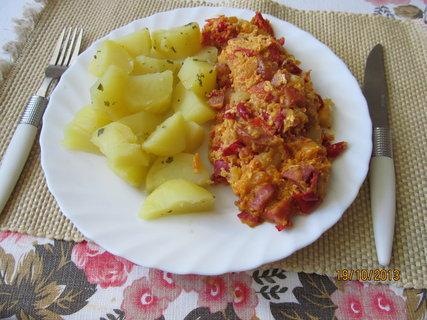 FOTKA - Lečo s bramborem