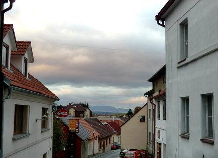 FOTKA - Páteční ráno - mraky